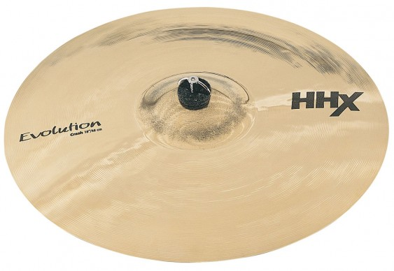 "Sabian 18"" HHX Evolution Crash Brilliant Finish"