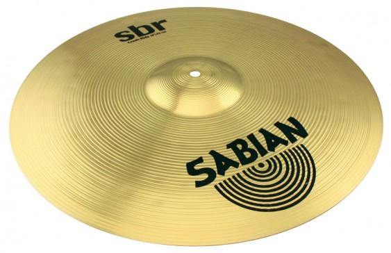 "Sabian 18"" SBr Crash Ride"