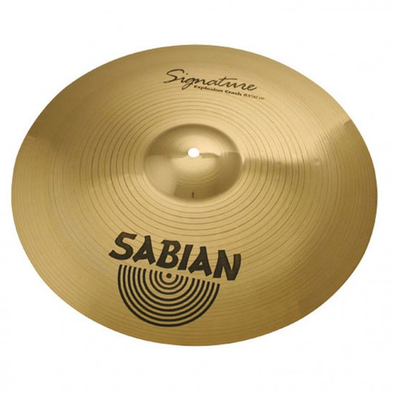 "SABIAN 18 1/2"" Vault Chad Smith Explosion Crash Cymbal"