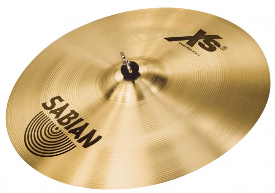 "SABIAN 18"" Xs20 Crash Ride Cymbal"
