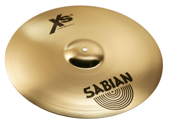 "SABIAN 18"" Xs20 Crash Ride Brilliant Cymbal"