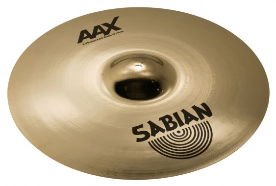 "Sabian 19"" AAX X-Plosion Fast Crash"