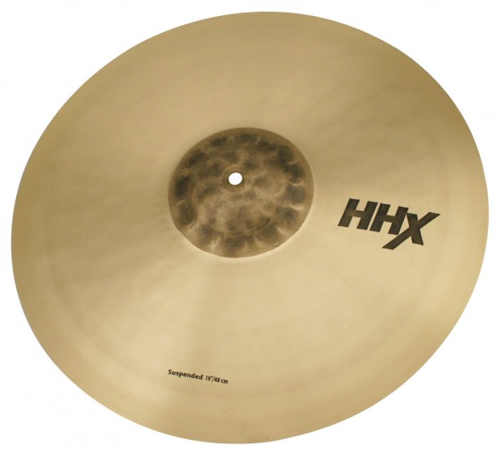 "Sabian 19"" HHX Suspended"