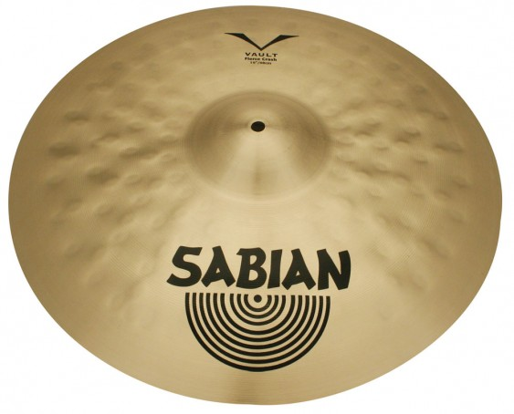 "SABIAN 19"" Vault JoJo Mayer Fierce Crash Cymbal"