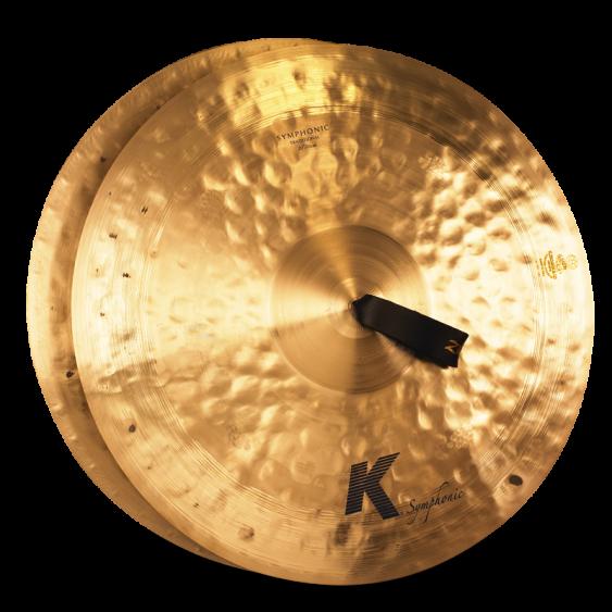 "Zildjian 20"" K Symphonic Series Single Cymbal"