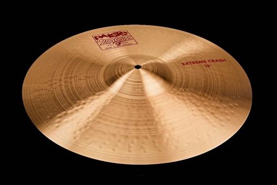 """Paiste 19"""" 2002 Extreme Crash Cymbal"""