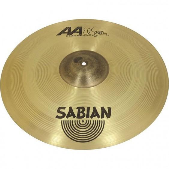 """SABIAN 20"""" AA El Sabor Ride Brilliant Cymbal"""