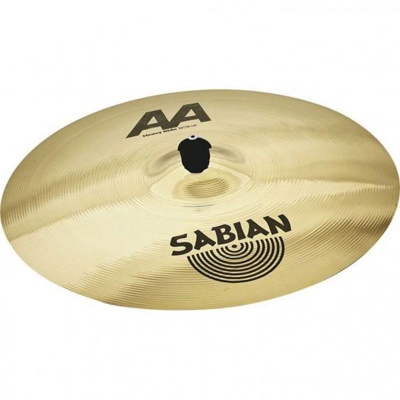 """SABIAN 20"""" AA Heavy Ride Brilliant Cymbal"""