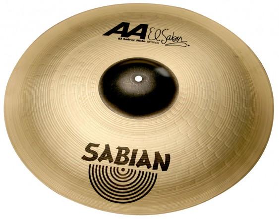 """Sabian 18"""" AA El Sabor Ride"""