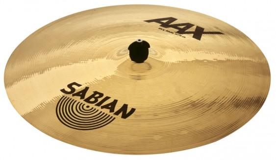 "SABIAN 20"" AAX Dry Ride Brilliant Cymbal"