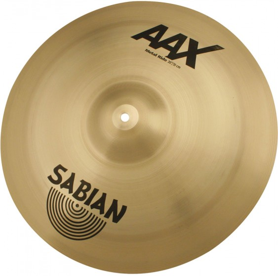 "Sabian 20"" AAX Metal Ride Brilliant Finish"