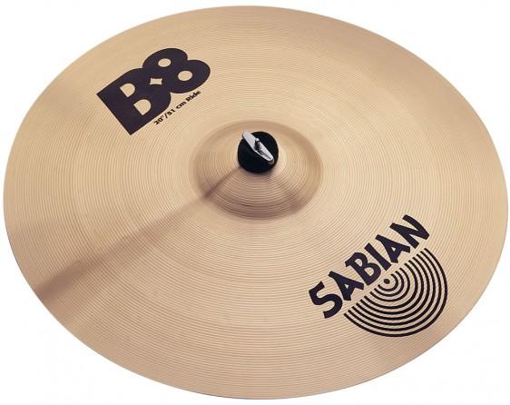 """SABIAN 20"""" B8 Ride Cymbal"""