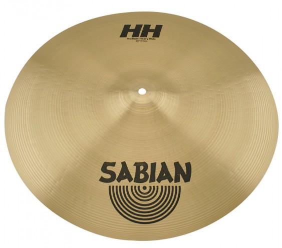 """SABIAN 20"""" HH Medium Heavy Ride Brilliant Cymbal"""