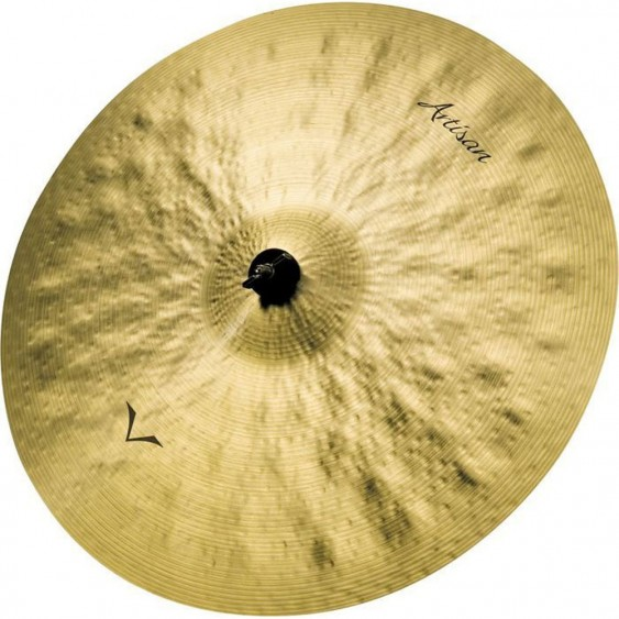 "Sabian 22"" Artisan Light Ride Brilliant Finish"