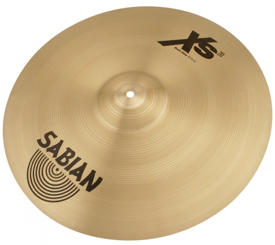 "SABIAN 20"" Xs20 Rock Ride Cymbal"