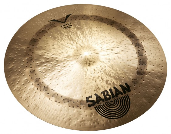 "SABIAN 21"" Vault 3-Point Ride Cymbal"