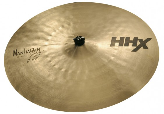 "Sabian 22"" HHX Manhattan Jazz Ride"