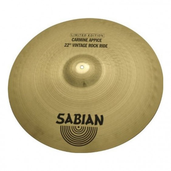"SABIAN 22"" Vault Appice LE Ride Cymbal"