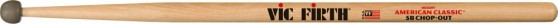 Vic Firth American Classic® 5B Chop-Out Hickory Drumsticks