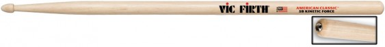 Vic Firth American Classic® Kinetic Force 5B Hickory Drumsticks