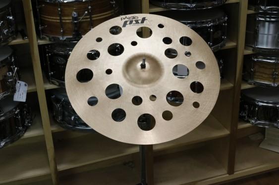 Paiste 16 PSTX Swiss Thin Crash-Demo of Exact Cymbal-814g