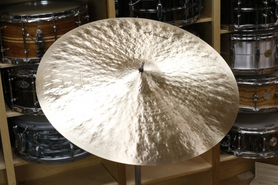 "Sabian 22""  Artisan Light Ride - Demo of exact cymbal - 2613g"