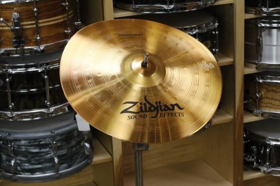 """Zildjian 14"""" ZXT Trashformer - Demo of exact cymbal - 695g"""