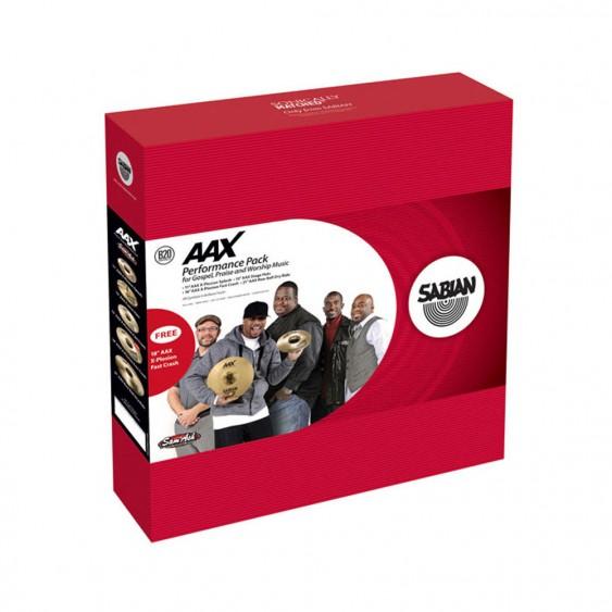 Sabian AAX Praise Set