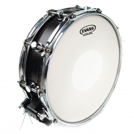 "Evans 13"" Power Center Drumhead"