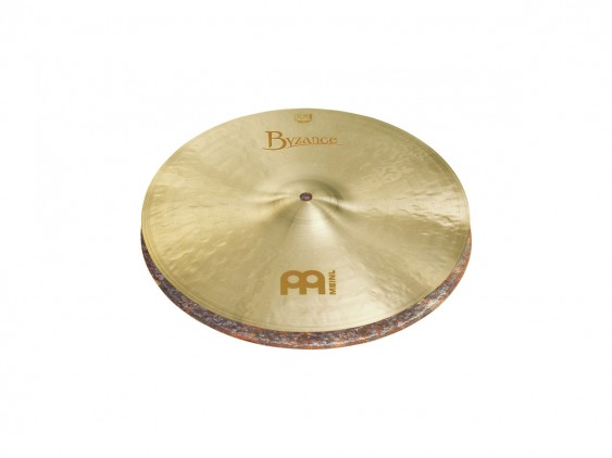 "Meinl Byzance Jazz 13"" Thin Hihat, pair Cymbal"