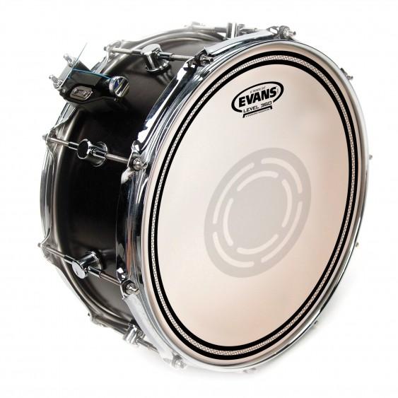 "Evans 14"" EC Reverse Dot Snare Drumhead"