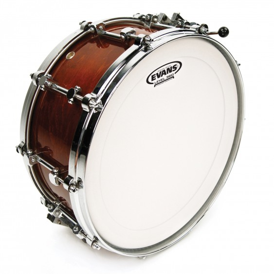 """Evans 14"""" Snare Batter Orchestral Staccato Drumhead"""