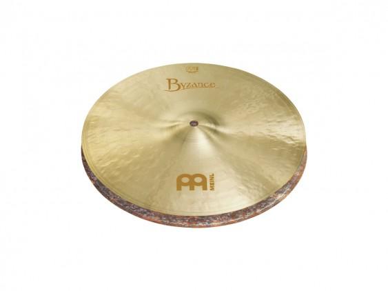 "Meinl Byzance Jazz 14"" Thin Hihat, pair Cymbal"