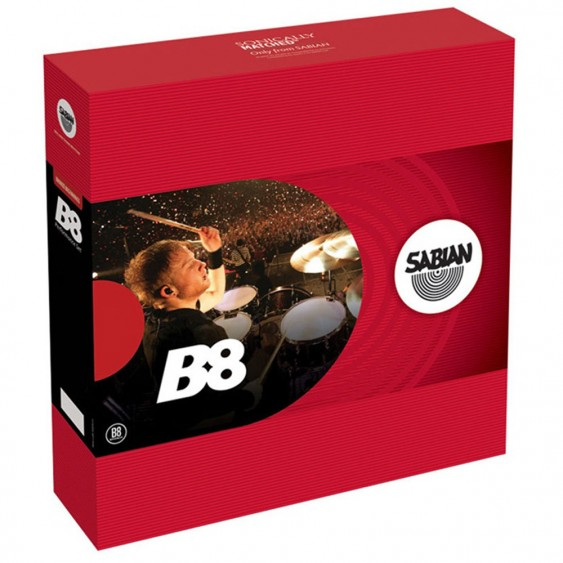 SABIAN B8 Complete Cymbal Set w/o Bag
