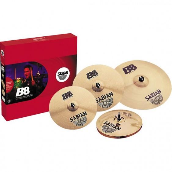 SABIAN B8 Promotional Performance Cymbal Pack