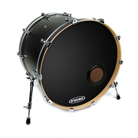 "Evans 24"" EMAD Resonant Bass Drumhead"