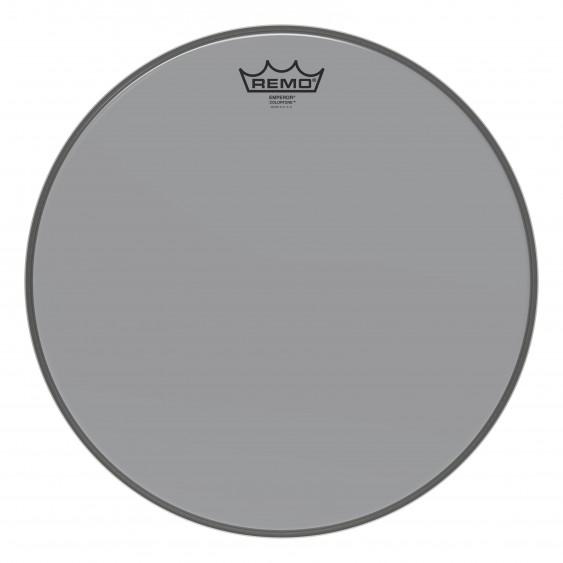"""Remo 15"""" Emperor Colortone Smoke Drumhead"""