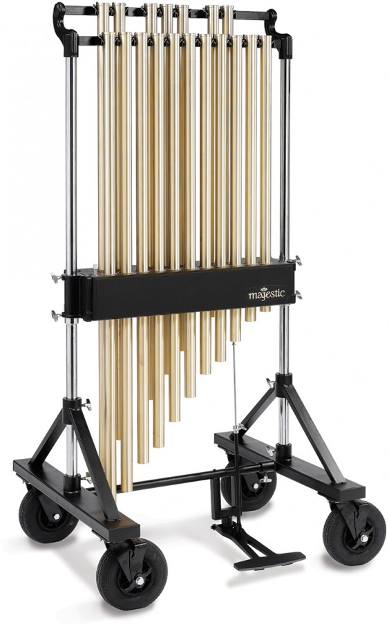 "MAJESTIC 18 NOTE 1.5"" BRASS FIELD FRAME CHIMES"