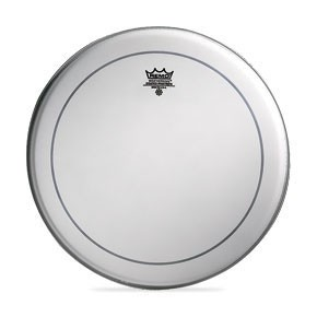 """Remo 17"""" Coated Pinstripe Batter Drumhead"""