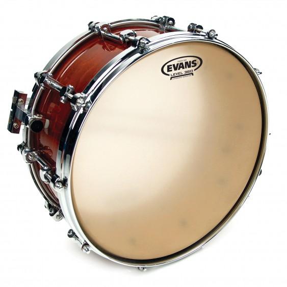 "Evans 14"" Batter Strata 1000 Drumhead"