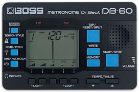 Roland Boss Dr.Beat DB-60 Metronome