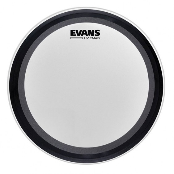 "Evans 18"" UV EMAD Bass Drum Head"