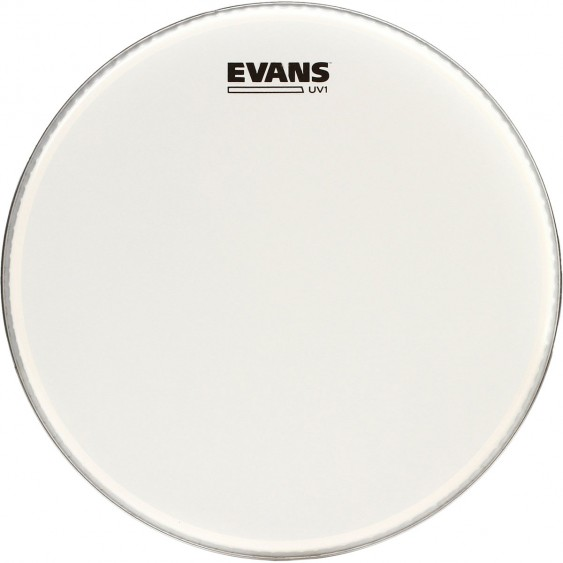 "Evans 18"" UV1 Coated Bass Drum Head"