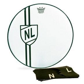 "Remo 22"" Vintage Shield Graphic Custom Bass Drumhead"