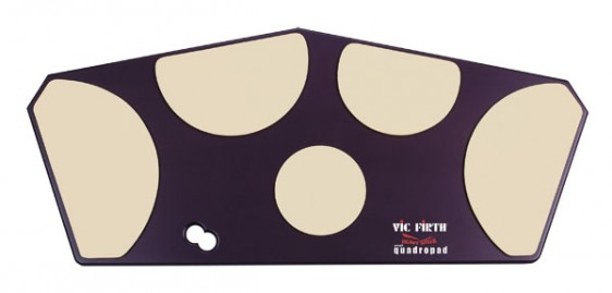 Vic Firth Heavy Hitter Quadropad Small