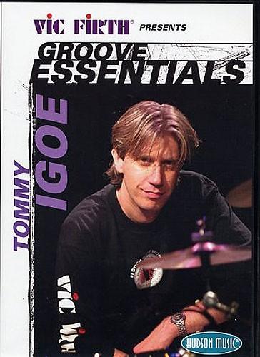 Hal Leonard Tommy Igoe - Groove Essentials -  - DVD