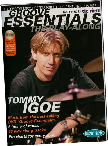 Hal Leonard Groove Essentials - The Play-Along - A Complete Groove Encyclopedia for the 21st Century Drummer - Percussion