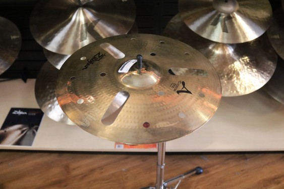 "Used Zildjian 14"" A Custom EFX"