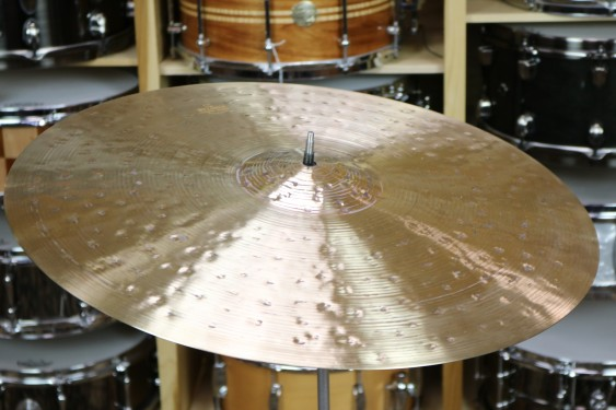 "Meinl 22"" Byzance Foundry Reserve Ride Cymbal B22FRR"