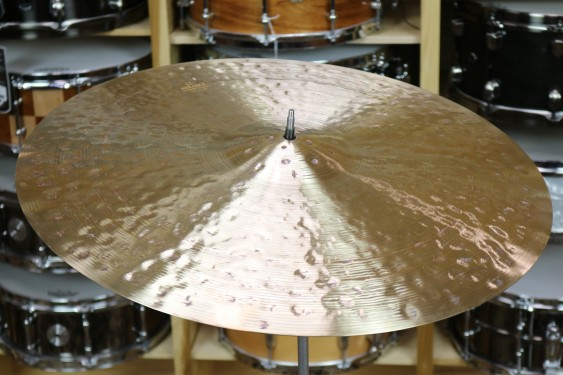 "Meinl 22"" Byzance Foundry Reserve Light Ride Cymbal B22FRLR"